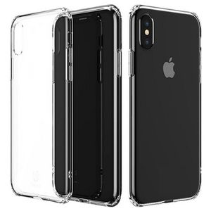 iPhone X Clear Shockproof Bumper Cover